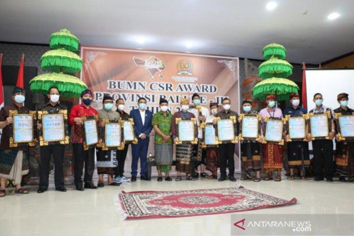 Bandara Gusti Ngurah Rai raih BUMN CSR Awards