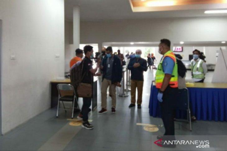 Bandara H.AS. Hanandjoeddin catat kenaikan penumpang sebesar 40 persen