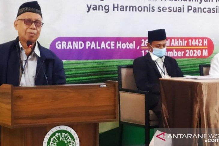 Mahrusun pimpin MUI Bali periode 2020 - 2025