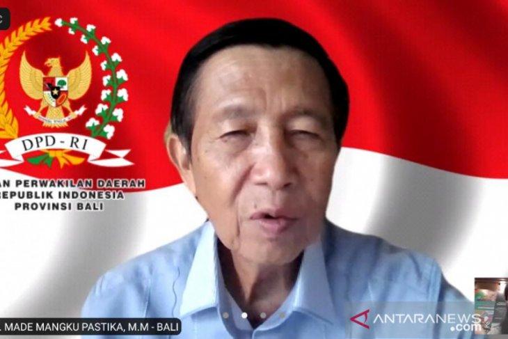 Anggota DPD dorong petani Bali manfaatkan teknologi informasi dan pertanian
