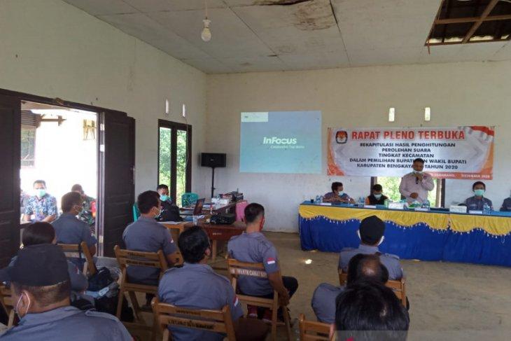 Pilkada Bengkayang, rekapitulasi suara tingkat kecamatan rampung