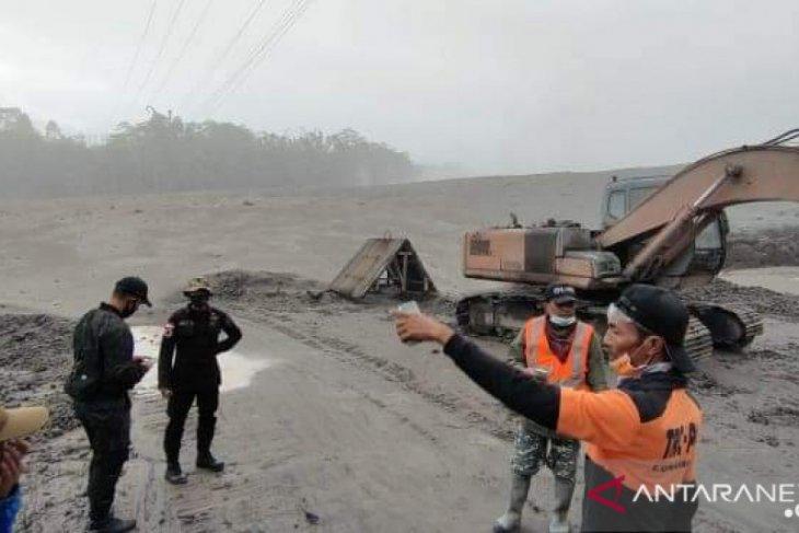 Debit air DAS Semeru meningkat hingga terjadi banjir lahar dingin