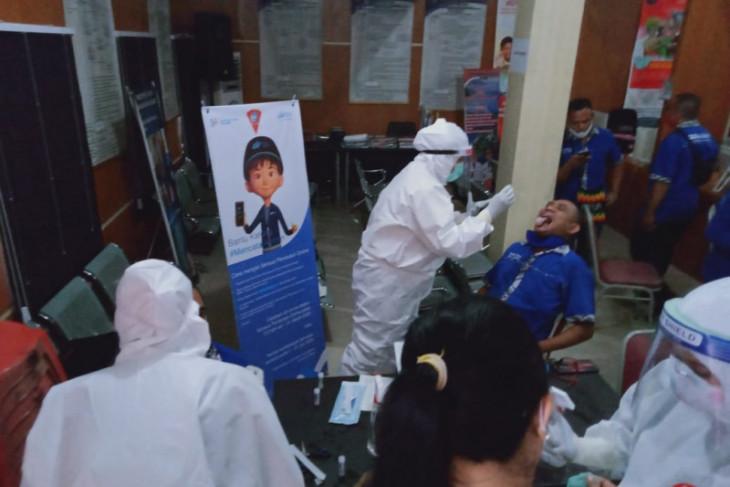 Pemkot Ambon Warga tidak gunakan masker dilakukan tes cepat