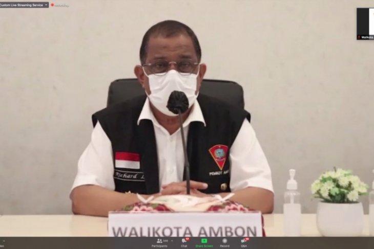 564 persen tenaga kesehatan di Kota Ambon telah divaksinasi