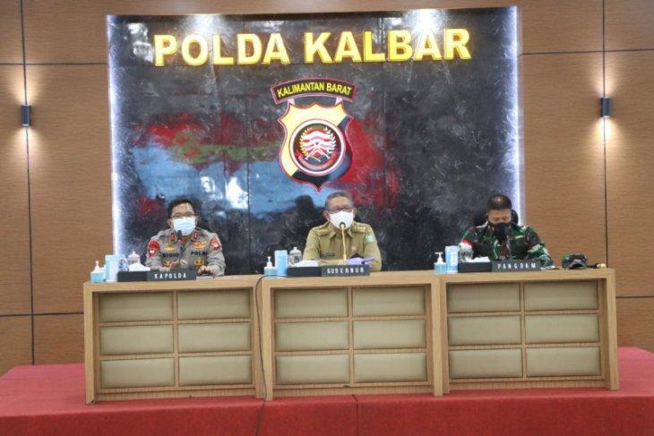 Polda Kalbar kerahkan 1.237 personel jaga Natal dan Tahun Baru