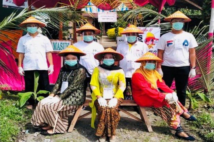 KPU Kota Binjai sampaikan terima kasih kepada pemilih