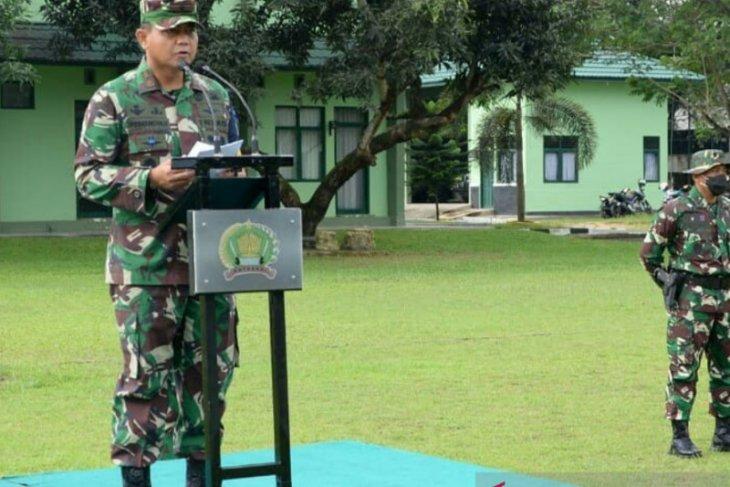 Korem Antasari siapkan personel antisipasi bencana di musim hujan