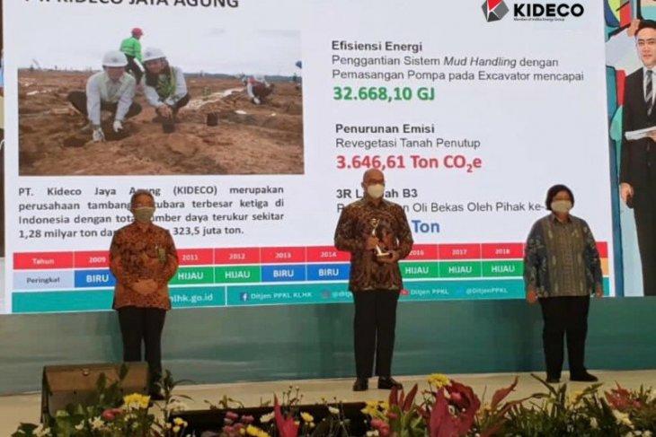 Kideco kembali raih Proper Emas tingkat nasional
