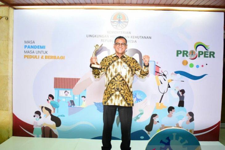 Komitmen Terhadap Lingkungan dan Masyarakat, Pupuk Kaltim Raih Proper Nasional Emas Ke-4