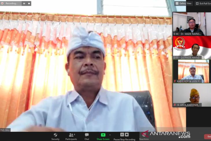 Bali minta pusat kasih kewenangan validasi penerima bantuan usaha mikro