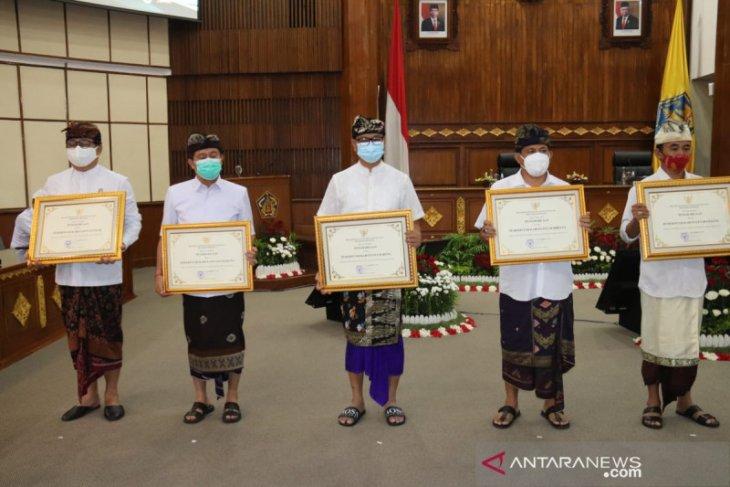 Badung raih penghargaan sebagai kabupaten peduli HAM