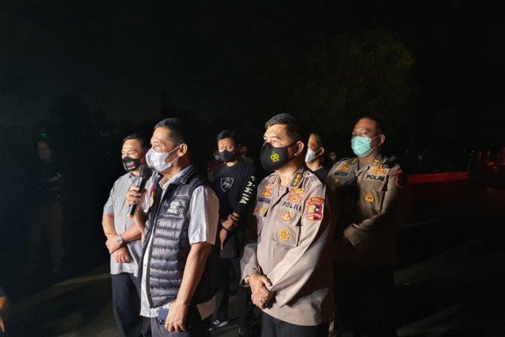 Polisi gelar 58 adegan di 4 TKP rekonstruksi penyerangan Laskar FPI