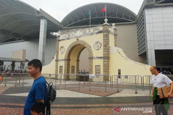 Pos perbatasan  China-Makau dibuka untuk umum