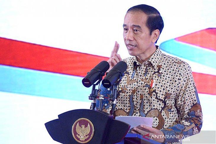 Presiden: Menumbuhkan rasa malu jadi hulu pencegahan korupsi