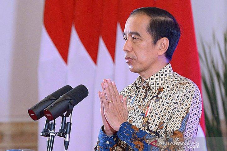 Presiden Jokowi: Kejaksaan Agung adalah wajah pemerintah