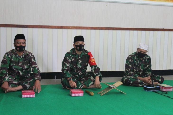 Kodim 1008/Tanjung gelar doa bersama di Hari Juang Kartika