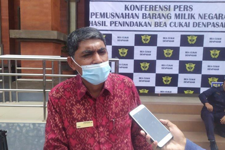 Ombudsman minta Bea Cukai Bali konsisten terapkan nilai antikorupsi