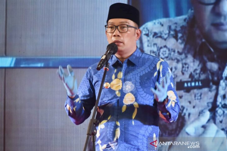 Gubernur Jabar: Lobi pemekaran daerah jangan hanya di level lokal
