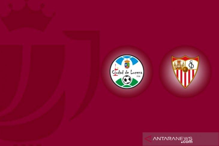 Sevilla melenggang mulus ke putaran kedua Copa del Rey