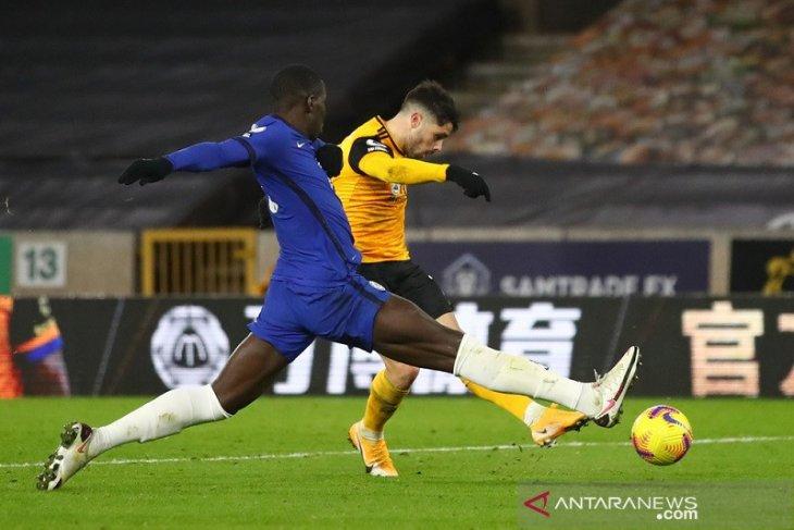 Chelsea kalah dramatis di markas Wolverhampton