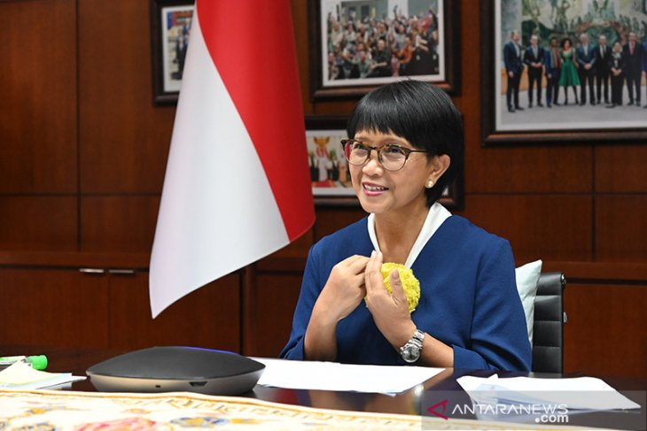 Health security to be Indonesia's diplomatic priority in 2021