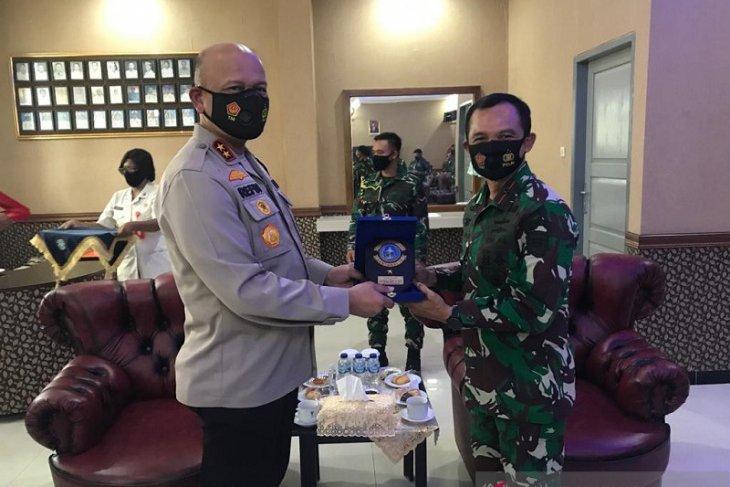 Kapolda Polri -TNI sinergi jaga kamtibmas di Maluku