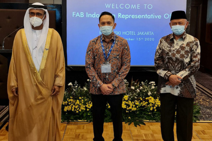 Kantor perwakilan terbesar Abu Dhabi hadir di Indonesia