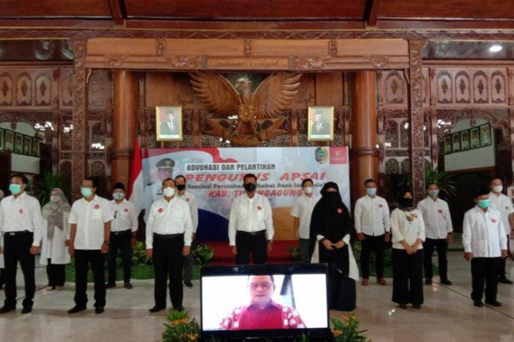 Kementerian PPPA apresiasi pembentukan APSAI Tulungagung