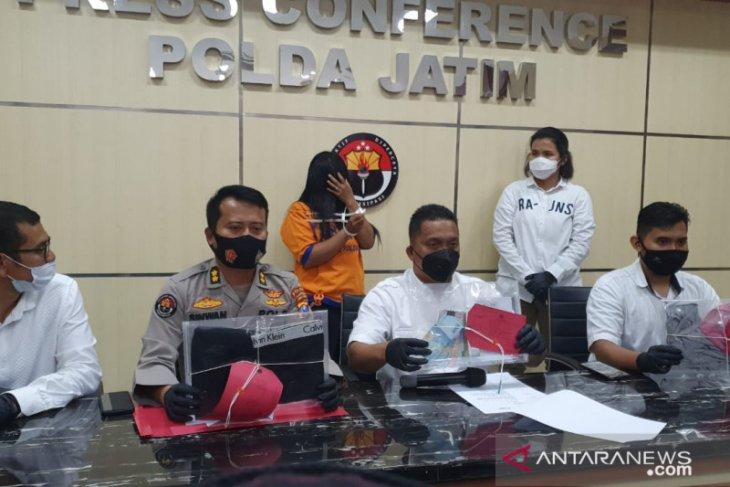 Polda Jatim bongkar prostitusi terselubung di kafe Sidoarjo