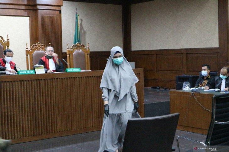 Jaksa Pinangki akui bolos  untuk pergi ke Singapura dan KL