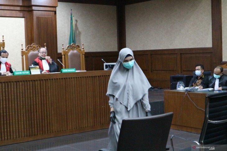 Pinangki mengaku ingin eksekusi Djoko Tjandra tapi tak lapor atasan
