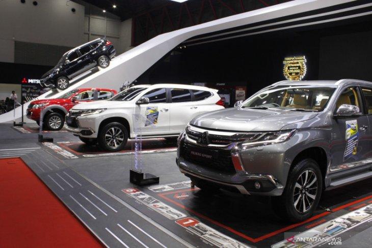 Penjualan mobil jelang akhir tahun 2020 naik 9,8 persen