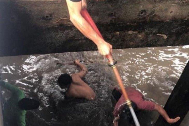 Distribusi air minum di Denpasar terganggu akibat hujan lebat