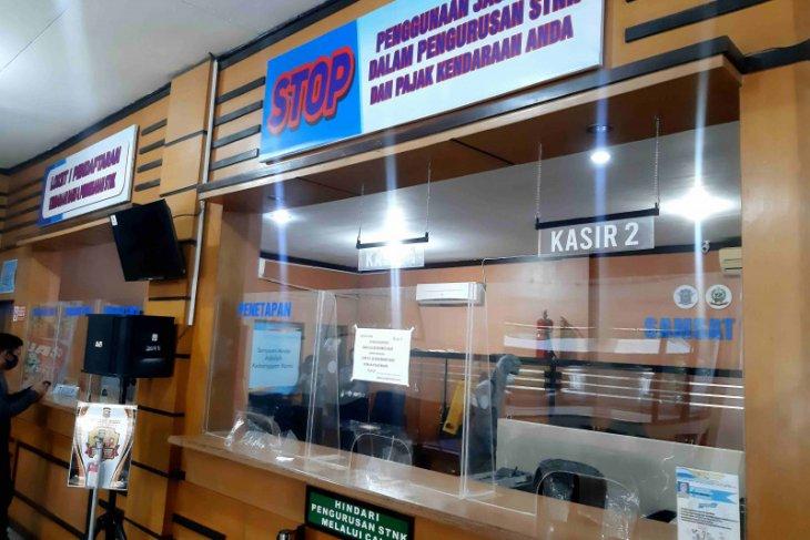 Penerimaan Pajak KPP Pratama Ternate 2020 lampaui target