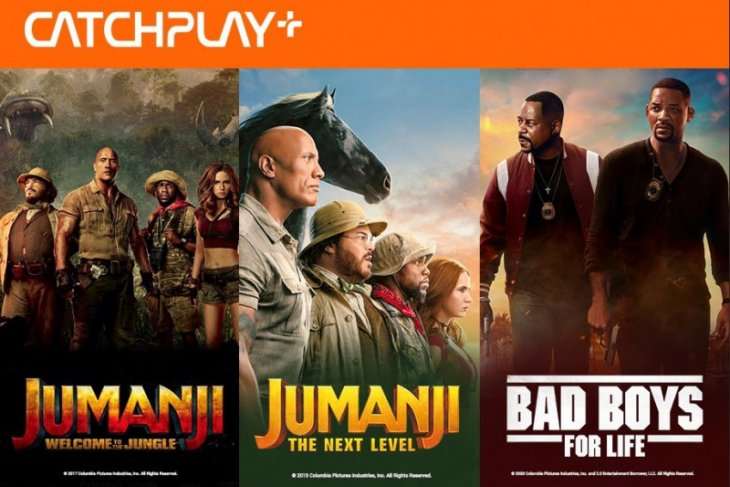 Catchplay+ gandeng Sony Pictures hadirkan konten film