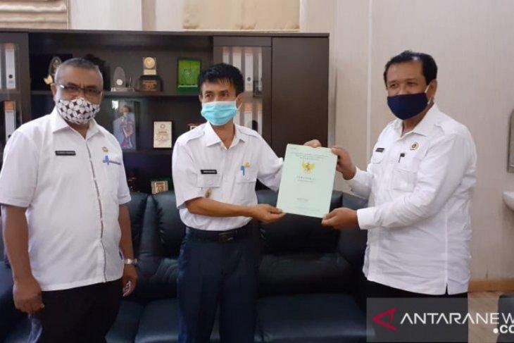 Pemkab Gorontalo terima 445 sertifikat tanah untuk transmigran