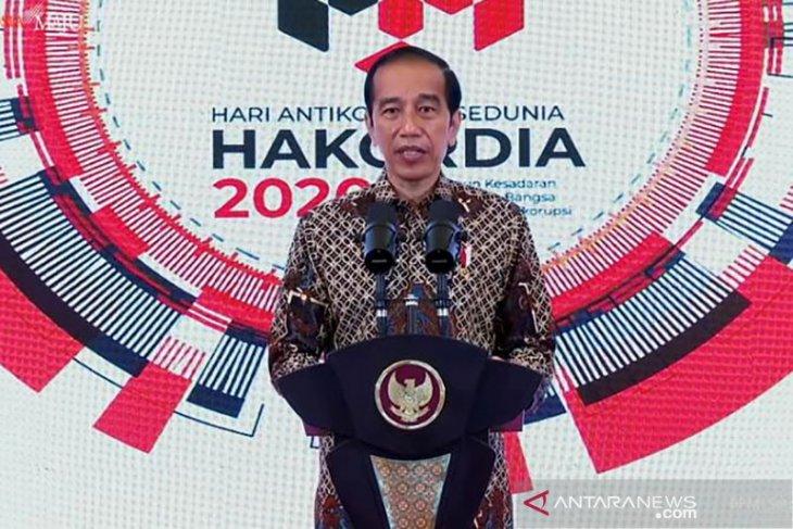 Presiden Jokowi: Target SDGs tidak boleh turun meski pandemi