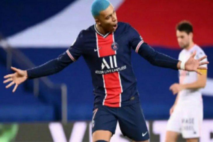 Liga Prancis, PSG kembali ke jalur kemenangan usai lumat Lorient 2-0