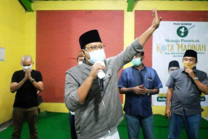 Mantan menteri dan Wagub Jatim akan pimpin Kota Pasuruan