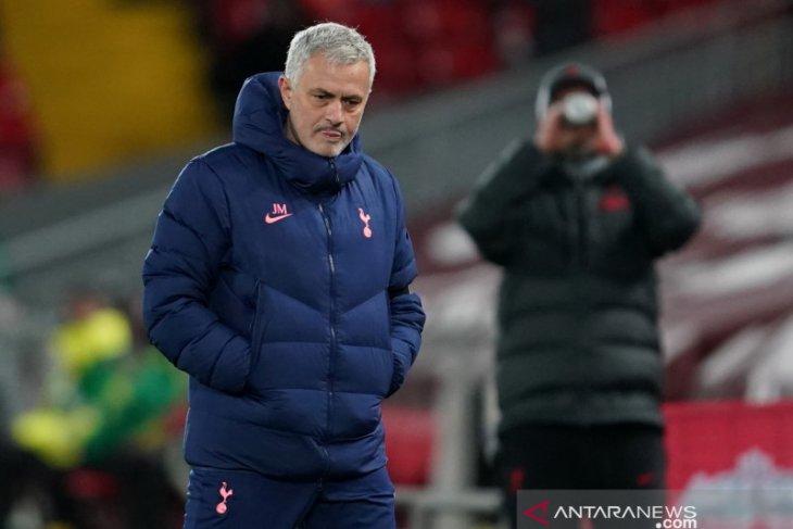 Mourinho sebut timnya pantas menang lawan Liverpool