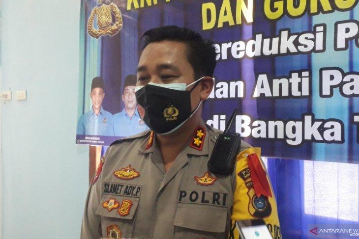 Polres Bangka Tengah menerjunkan 120 personel amankan kotak suara