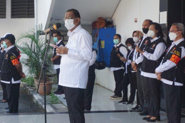 Pemkot Ambon data warga untuk vaksinasi COVID-19
