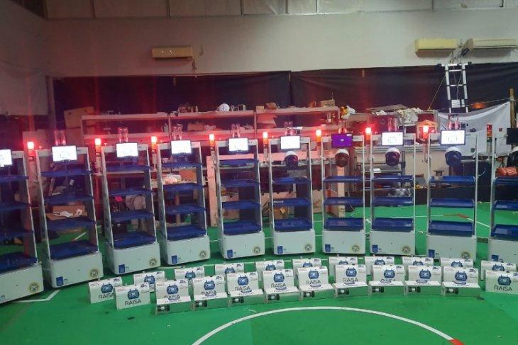 Kemenristek/BRIN pesan 10 unit RAISA untuk bantu tangani COVID-19