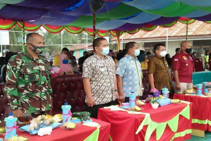 Desa Tapak Kuda Tanjung Pura Langkat dicanangkan sebagai desa