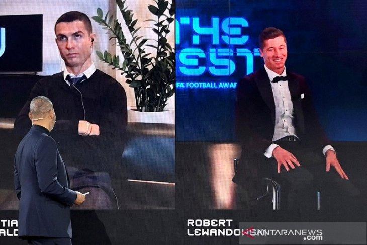 Robert Lewandowski dinobatkan Pemain Terbaik FIFA 2020