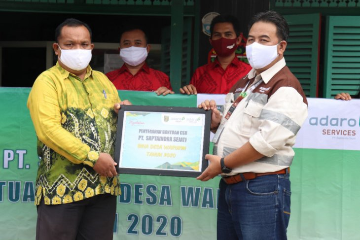 PT SIS's BISA program to help village economy