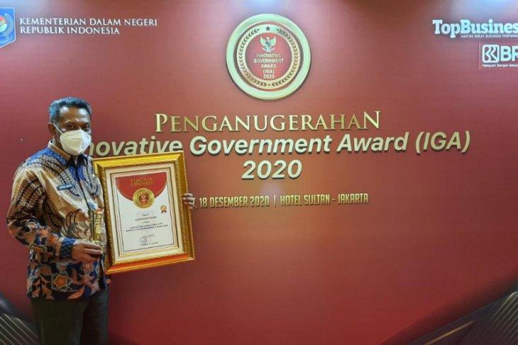 Paser Raih Penghargaan Inovatif Government Award 2020