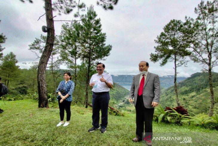 Chinese investment to keep flowing into Lake Toba area: Pandjaitan