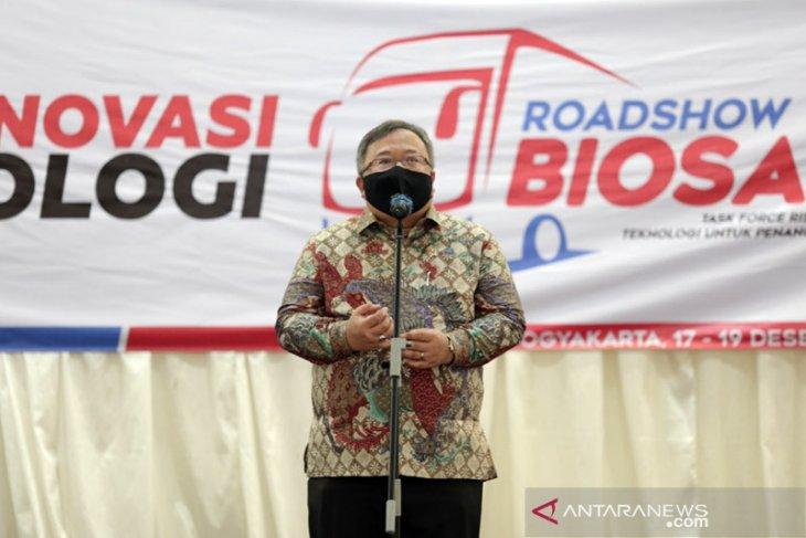 Menristek minta bumikan riset dan inovasi demi tingkatkan ekonomi Indonesia