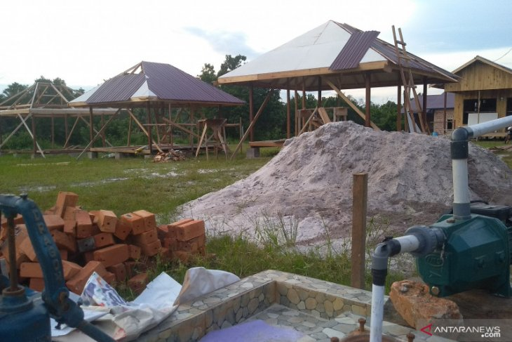 Pembangunan Kampung Inggris Lawe-Lawe rampung 26 Desember